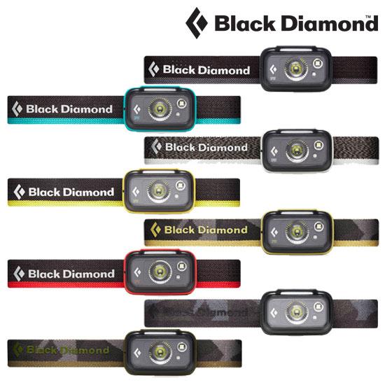ブラックダイヤモンド スポット325 BD81054 ヘッドランプ SPOT325 HEADLAMP