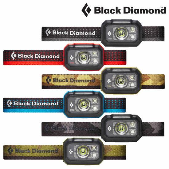 ブラックダイヤモンド ストーム375 BD81090 ヘッドランプ STORM375 HEADLAMP