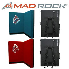 マッドロックマッドパッドMADROCK002MadPadボルダリングマットレッドブルー