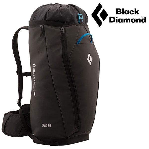 ブラックダイヤモンド ザック BD55012(ブラック)クリーク35 CREEK 35 PACK バックパック トレッキングザック 登山用リュックサック クライミングパック ロストアロー正規取引店