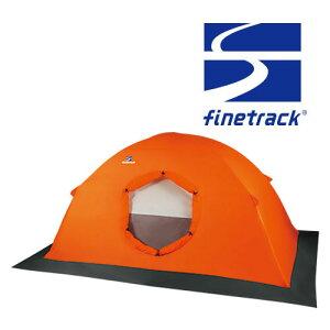 ファイントラック テント FAG0322(OGオレンジ)カミナドーム2スノーフライ 冬期山岳テント用フライシート カミナドーム2専用オプションフライシート