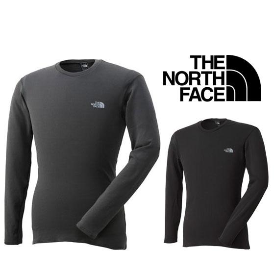 ノースフェイス ロングスリーブホットクルー NU65152 メンズ/男性用 インナー L/S HOT Crew