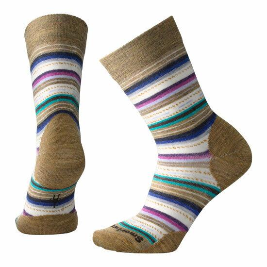 スマートウール マルガリータソックス SW71350 レディース/女性用 Women's Margarita Socks デザートサンドヘザー 【ゆうパケットOK】