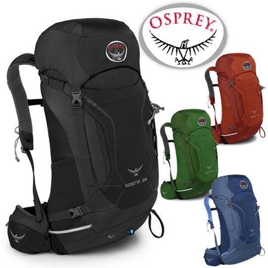 オスプレー ケストレル28L OS50152 メンズ/男性用 KESTREL 28