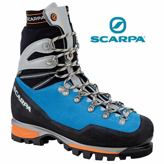スカルパ 登山靴 SC23190(ターコイズ)モンブランプロGTX WMN Mont Blanc Pro Gtx wmn モンブランゴアテックスプロウーマン トレッキングシューズ マウンテンブーツ 重登山靴 レディース/女性用