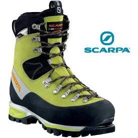 [キャッシュレス5%還元対象]スカルパ モンブランGTXレディ SC23210 レディース/女性用 登山靴 MONT BLANC GTX WOMEN'S キウイ