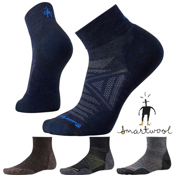 スマートウール PhDアウトドアライトミニソックス SW71051 メンズ/男性用 Men's PhD Outdoor Light Mini Socks 【ゆうパケットOK】