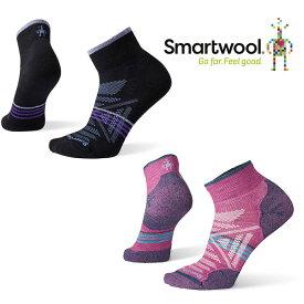 [キャッシュレス5%還元対象]スマートウール Ws PhDアウトドアライトミニソックス SW71125 レディース/女性用 Women's PhD Outdoor Light Mini Socks【ゆうパケットOK】