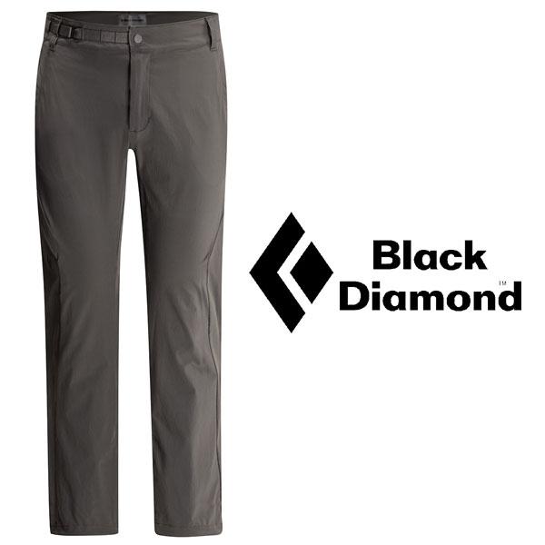ブラックダイヤモンド Msアルパインライトパンツ BD65875 ALPINE LIGHT SOFTSHELL PANTS メンズ/男性用 スレート 2018年春夏新作