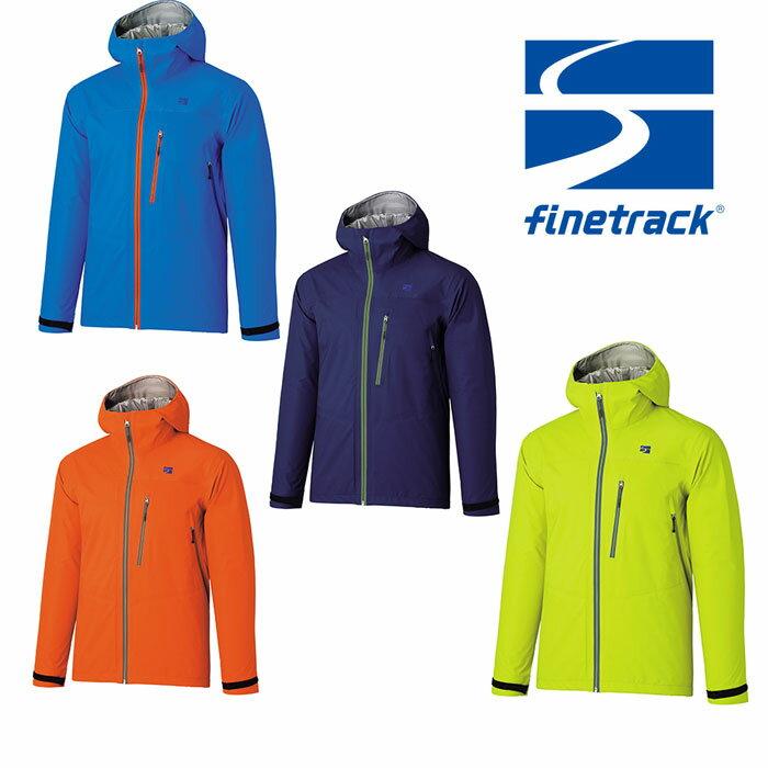 ファイントラック ジャケット メンズ/男性用 FAM0321 エバーブレスフォトンジャケット ストレッチレインウェア 雨具 アウターシェル レインジャケット