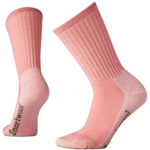 スマートウール Wsハイクライトクルーソックス SW71218 レディース/女性用 靴下 Women's Hike Light Crew Socks ミネラルピンク