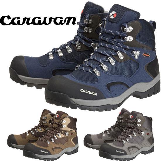 キャラバン 登山靴 CRVN0010106 キャラバンシューズC1_02S 0010106 メンズ/男性用サイズ 25.5cm〜28cm トレッキングシューズ 登山靴 3E