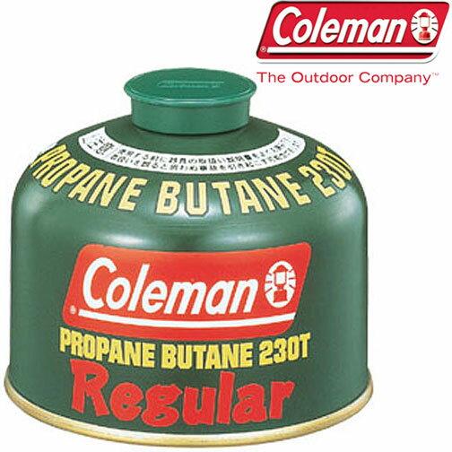 コールマン 純正LPガス燃料Tタイプ230g 5103A230T キャンピングガス