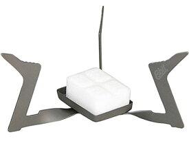 エスビット ESSTI115TI チタニウムストーブ 固形燃料 ポケットストーブ 一人用 調理器具 固形燃料 タブレット 別売