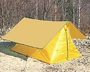 アライテント ARI029 (イエロー) ツェルト用フライシート スーパーライトツェルト スタンダードツェルト シェルター タープ 山用テント ライペンテント RIPENテント