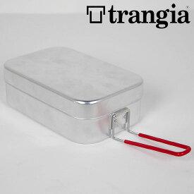 [キャッシュレス5%還元対象]トランギア ラージメスティンレッドハンドル TR-309 クッカー Large Mess tins RED HANDLE