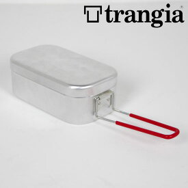 [最大2000円OFFクーポン配布中!1/28火1:59まで][キャッシュレス5%還元対象]トランギア メスティンレッドハンドル TR-310 クッカー Mess tins RED HANDLE
