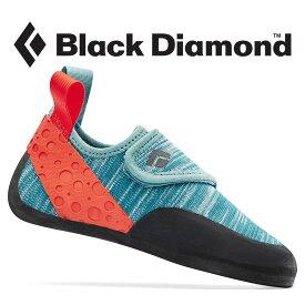 ブラックダイヤモンド モーメンタムキッズ BD25140 キッズ/子供用 クライミングシューズ MOMENTUM CLIMBING SHOES - KID'S カスピアン