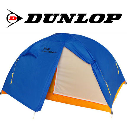 ダンロップ VS-10 VS10(1人用コンパクト登山テント) オールシーズン用 ツーリングテント 山岳テント バックパック 少人数用テント VSシリーズ