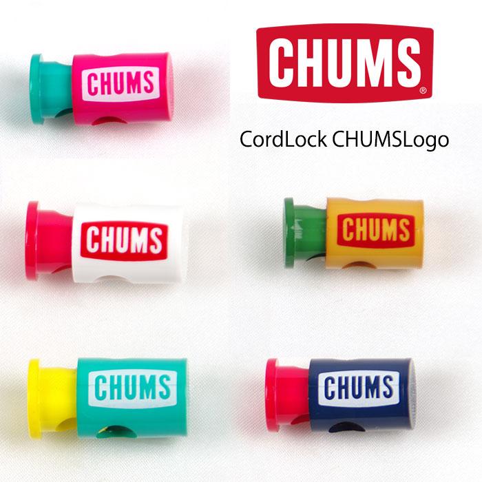 チャムス コードロック CH61-0223 コードロック チャムスロゴ CordLock CHUMSLogo