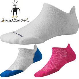 スマートウール W's PhDランライトエリートマイクロソックス SW70508 Women's PhD Run Light Elite Micro Socks レディース/女性用 【ゆうパケットOK】 2020年春夏