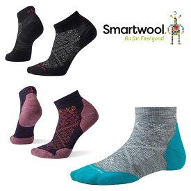 [キャッシュレス5%還元対象]スマートウール W's PhDランライトエリートローカット SW70509 レディース/女性用 Women's PhD Run Light Elite Low Cut Socks 【ゆうパケットOK】