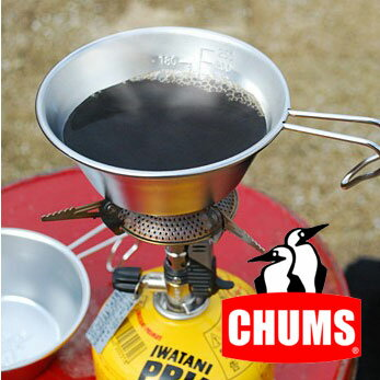 チャムス コップ CH62-0150 ブービーシェラカップ Booby Sierra Cup コップ マイコップ RCP