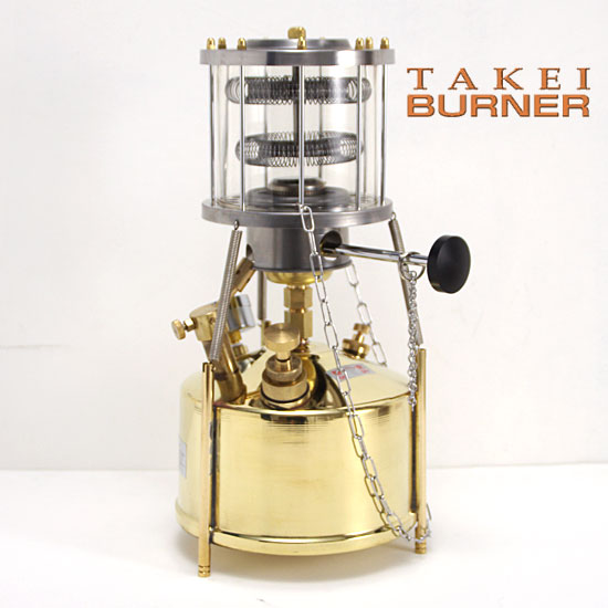 武井バーナー バーナー TAKEI501A(ワンカラー)パープルストーブ 501Aセット 灯油ストーブ アウトドアストーブ