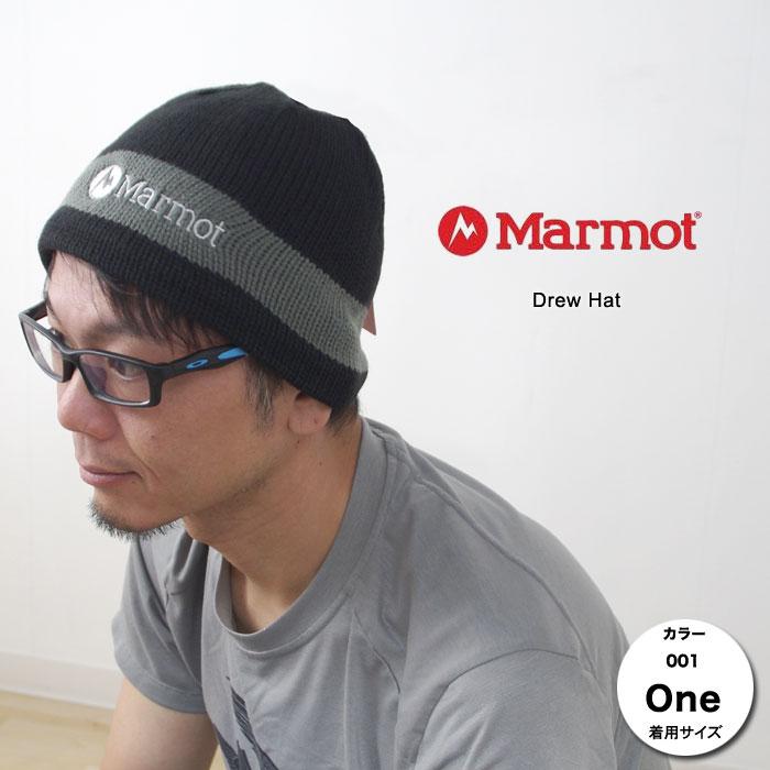 マーモット 帽子 M4C-F0672 ドリューハット【Drew Hat】【ビーニー】【ニットキャップ】【メンズ/男性用】【レディース/女性用】【スタッフ写真付】【※ゆうパケットOK】
