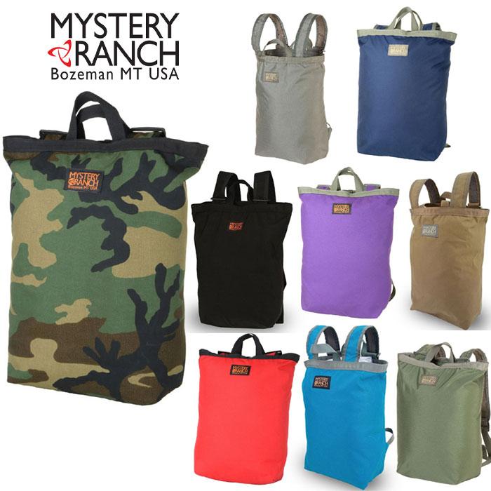 ミステリーランチ バッグ MRANCH19761004 ブーティバッグ BOOTY BAG 16L トートバッグ リュック カジュアルバッグ