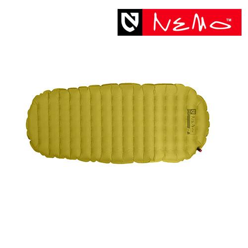 ニーモ テンサーインシュレーテッド20S NM-TSRI-20S マット ショートサイズ ※半期に一度のクリアランス