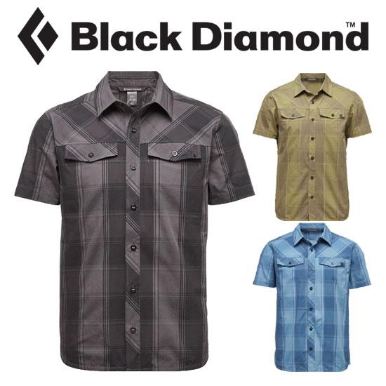 ブラックダイヤモンド メンズS/Sテクニシャンシャツ BD66276 M'S S/S TECHNICIAN SHIRT メンズ/男性用 2018年春夏新作 【ゆうパケットOK】