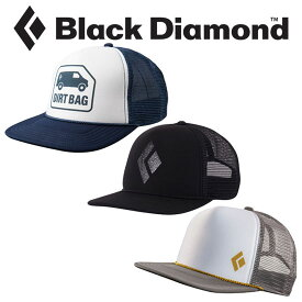 ブラックダイヤモンド フラットビルトラッカーハット BD68205 Flat Bill Trucker Hat ユニセックス/男女兼用 2019年春夏新作