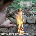 バーゴライターVGOT-467アルティメットファイヤースター【ULTIMATEFireSTARTER】【火吹き棒】【ファイヤースパーク】【点火用】【火花】【RCP】