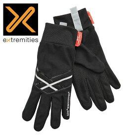 テラノバ ウィンディードライライトグローブ 21WLD ユニセックス/男女兼用 手袋 Windy Dri Lite Glove BKブラック※半期に一度のクリアランス
