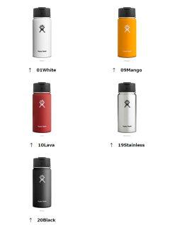 ハイドロフラスクボトルHflask5089032コーヒー16oz(473ml)ワイドマウス【COFFEE16ozWideMouth】【ステンレスボトル】【水筒】