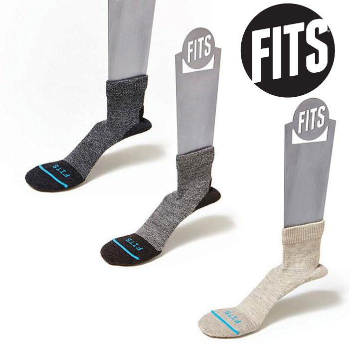 フィッツ 靴下 fitsF1003 ライトハイカークウォーター Light Hiker QTR 登山 ハイキング ソックス メンズ/男性用 レディース/女性用 【ゆうパケットOK】