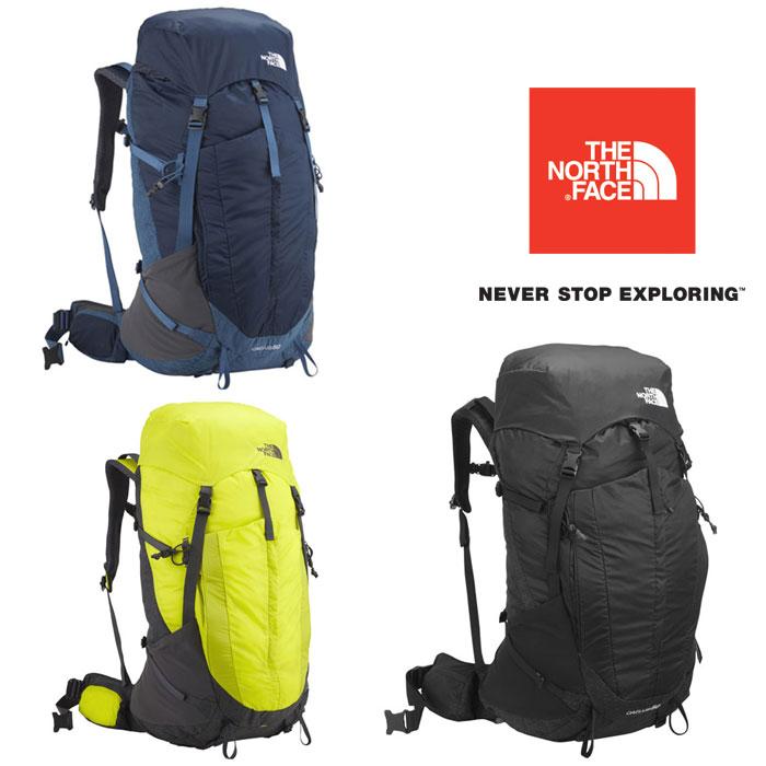 ノースフェイス リュック NM61652 カイルス50 Caelus50 50L ザック バックパック トレッキング 小屋泊登山