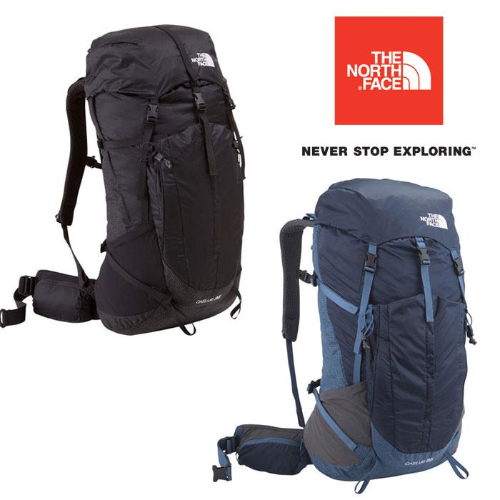 ノースフェイス リュック NM61663 カイルス35【Caelus35】【35L】【ザック】【バックパック】【トレッキング】【登山】