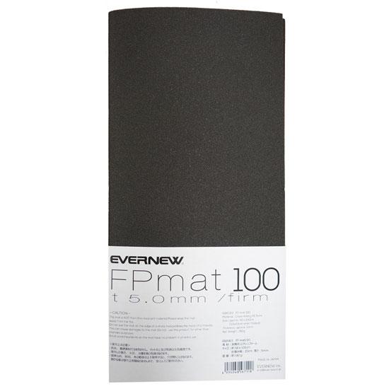 エバニュー テントマット EBA503 ファストパッカーマット100 FPmat100 マット インナーマット テントマット ファストパッキング