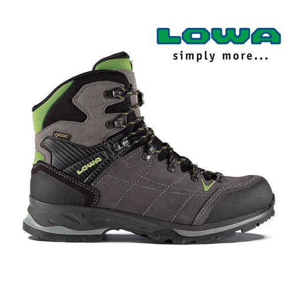 ローバー 登山靴 lowaL010699(グレー×グリーン)バンテージ GT WXL メンズ VANTAGE GTX WXL トレッキングシューズ 登山靴 トレッキングブーツ L010699