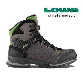 [キャッシュレス5%還元対象]ローバー バンテージ GT WXL lowaL010699 メンズ/男性用 登山靴 VANTAGE GTX WXL 9974グレー×グリーン