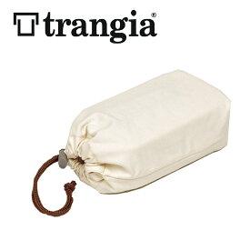 [キャッシュレス5%還元対象]トランギア ケース TR-CS209 ラージ メスティン用ケース 巾着袋 キャンバス生地