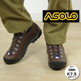 アゾロ サイラスGVMen's ASOLO1829669 メンズ/男性用 登山靴 スタッフ写真付 ※半期に一度のクリアランス