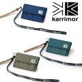 カリマー[karrimor]vtwallet*VTワレット【楽ギフ_包装】【カードポケット】【メッシュポケット】【ネックストラップ】【ハンドストラップ】【旅行用財布】【※メール便OK】