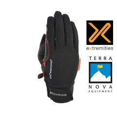 テラノバトールグローブ21TOGユニセックス/男女兼用手袋ブラック