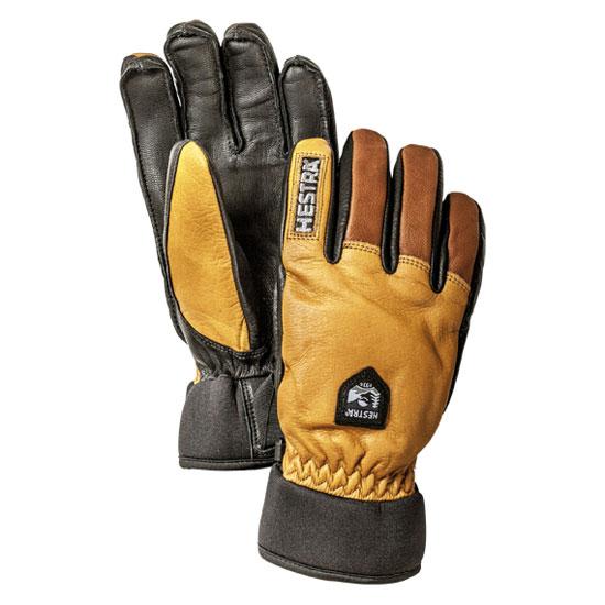 ヘストラ レザーウール HESTRA30800 手袋 LEATHER WOOL 710750コーク/ブラウン