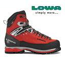 ローバー マウンテンエクスパート GT EVO lowaL210029 メンズ 登山靴 レッド/ブラック MOUNTAIN EXPERT GTX EVO