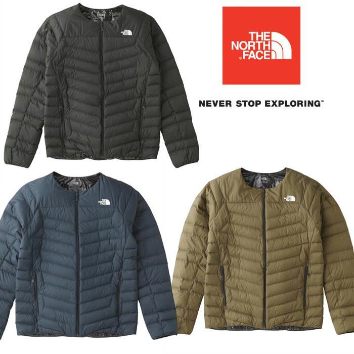 ノースフェイス サンダーラウンドネックジャケット NY81713 メンズ/男性用 ダウン Thunder Roundneck Jacket 2017年秋冬新作