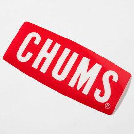 [最大4000円OFFクーポン配布中!6/26土1:59まで]チャムス カーステッカーボートロゴラージ CH62-1187 Car Sticker Boat Logo Large